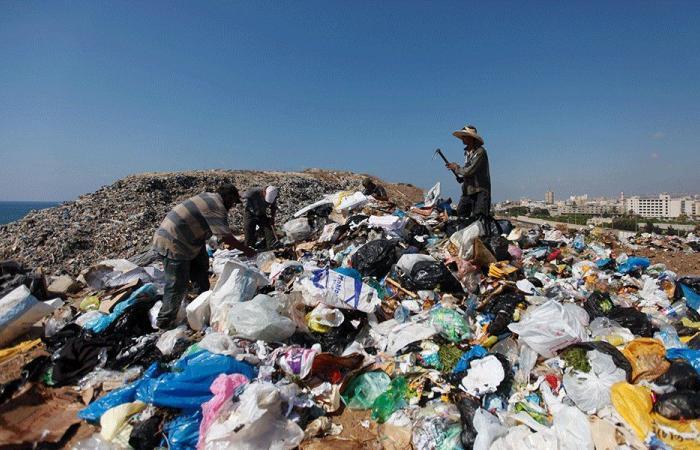 مصلحة الأبحاث تحذّر من تعرّض النفايات للشمس والحرارة!