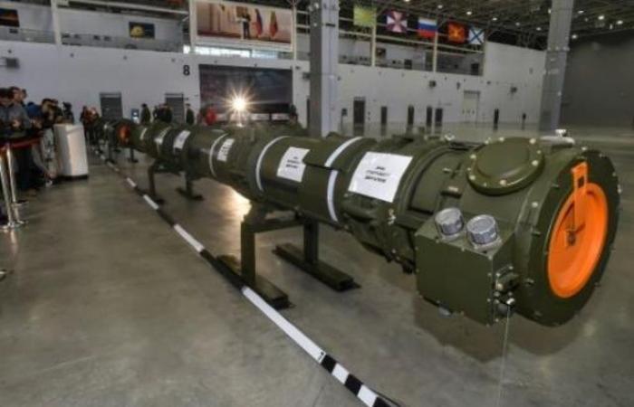 روسيا والصاروخ العامل على الدفع النووي
