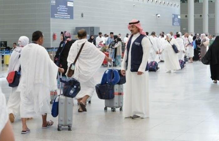 الخليح | مطارات السعودية جاهزة لتوديع ضيوف الرحمن