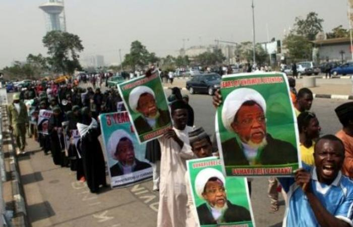 الزعيم الشيعي المحتجز زكزكي يغادر نيجيريا لتلقي العلاج
