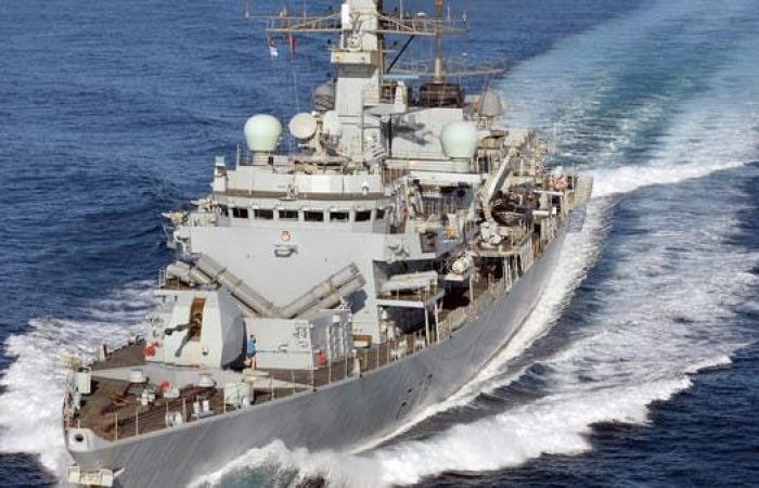 إيران | سفينة حربية بريطانية تتجه نحو الخليج لحماية السفن التجارية