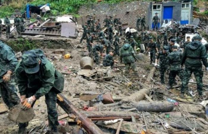 ارتفاع حصيلة الإعصار ليكيما في شرق الصين إلى 49 قتيلًا و21 مفقودًا