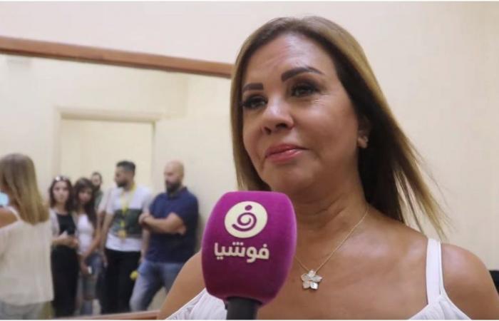 سلمى المصري: لم أبدأ الاستعدادات للموسم الدرامي المقبل.. ماذا قالت عن أسرتها؟