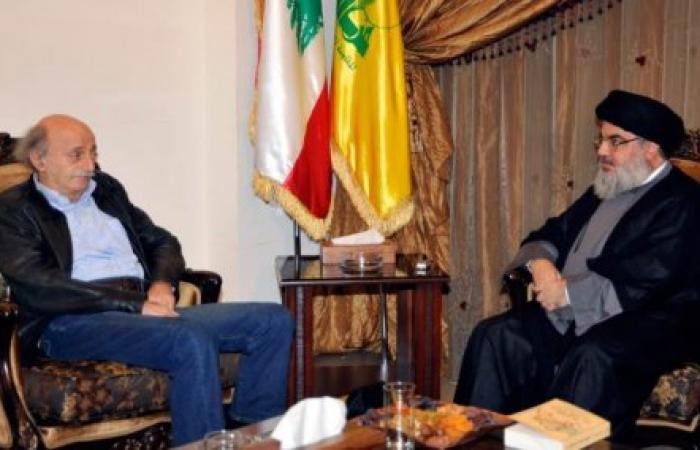 """حزب الله يعايد """"الاشتراكي"""" وبرّي يجمعهما قريباً في دارته"""