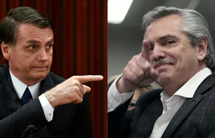 """مرشح لرئاسة الأرجنتين يصف الرئيس البرازيلي بأنه """"عنصري"""""""