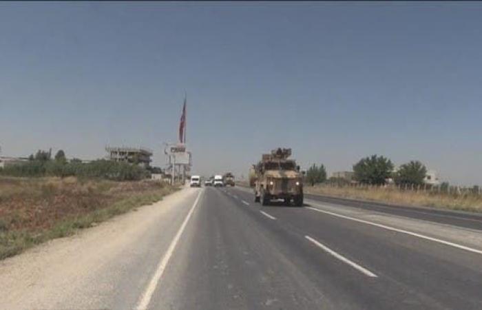 سوريا | أنقرة: طائرات مسيرة تركية بدأت العمل في شمال سوريا