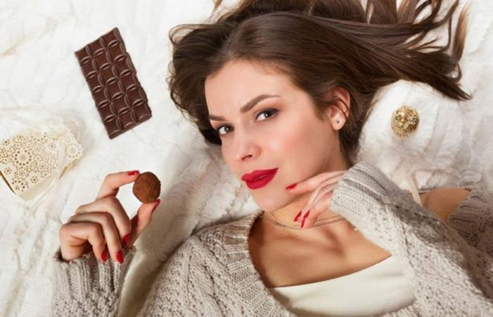 مفتاح قلب المرأة… الشوكولا