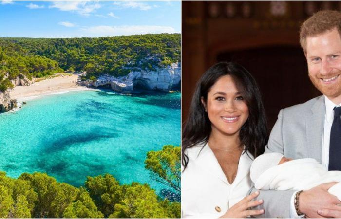هاري وميغان يقضيان إجازةً سرّية مع طفلهما في هذه الجزيرة!