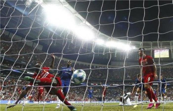 ليفربول بطلاً للسوبر الأوروبي