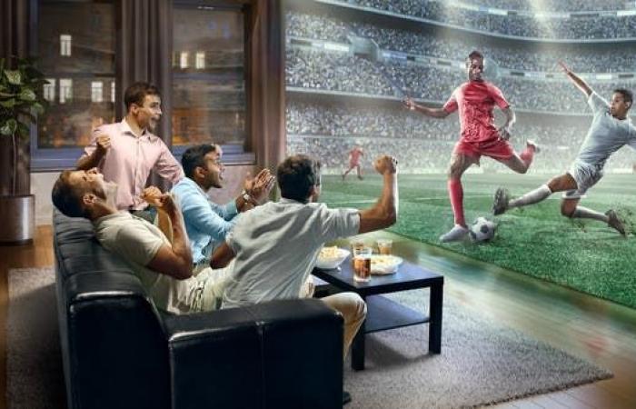 لتحسين المزاج وخفض ضغط الدم.. شاهدوا مباريات كرة القدم