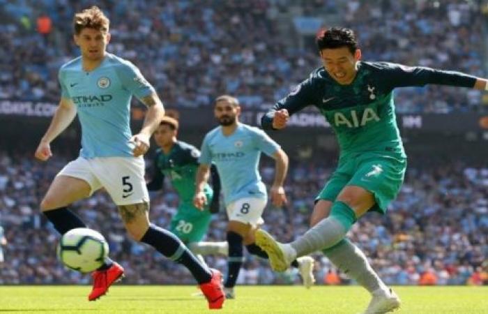 توتنهام يفقد 4 لاعبين خلال مواجهة مانشستر سيتي