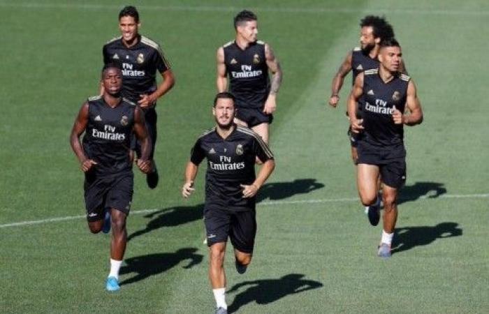 نجم ريال مدريد يبتعد عن الملاعب 4 أسابيع