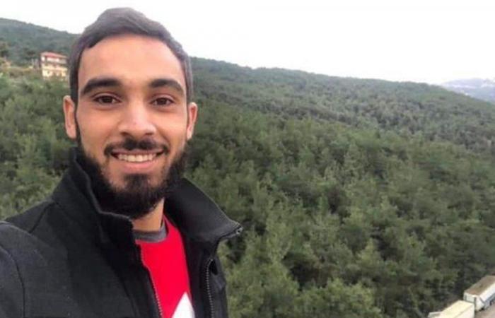 جثمان الشّاب حسين فشيخ يصل إلى مطار بيروت