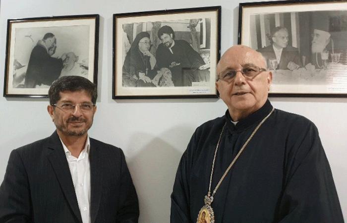 درويش تلقى دعوة لزيارة إيران