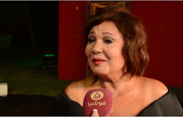 """عايدة رياض تعلق على إصابتها بالسرطان.. وتكشف دورها في """"حكاوي الشانزليزيه""""!"""