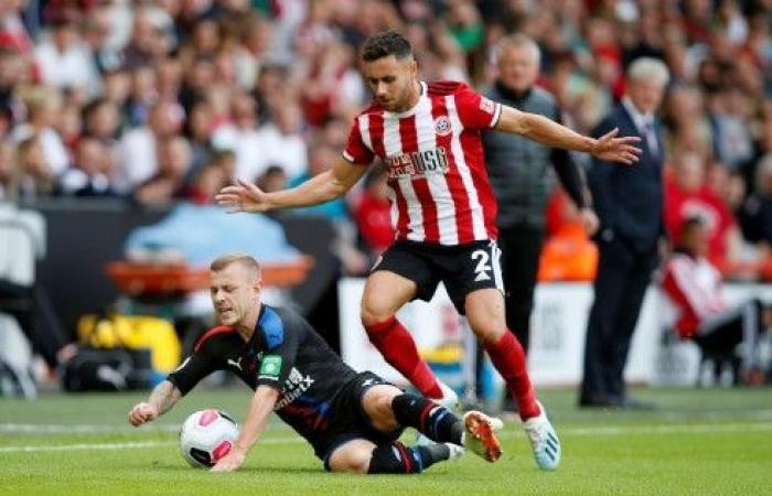 شيفيلد يونايتد يهزم كريستال بالاس بهدف دون مقابل في الأسبوع الثاني من الدوري الإنكليزي
