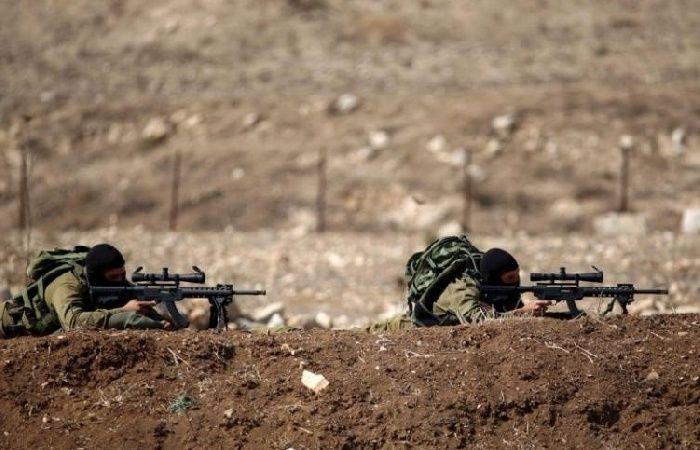 فلسطين | جيش الاحتلال يقرر وضع شبكة تمويه على حدود قطاع غزة