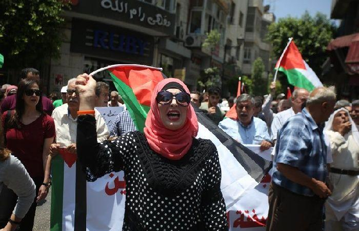 فلسطين | قوى رام الله والبيرة تدعو لافشال المؤتمر الاميركي برام الله