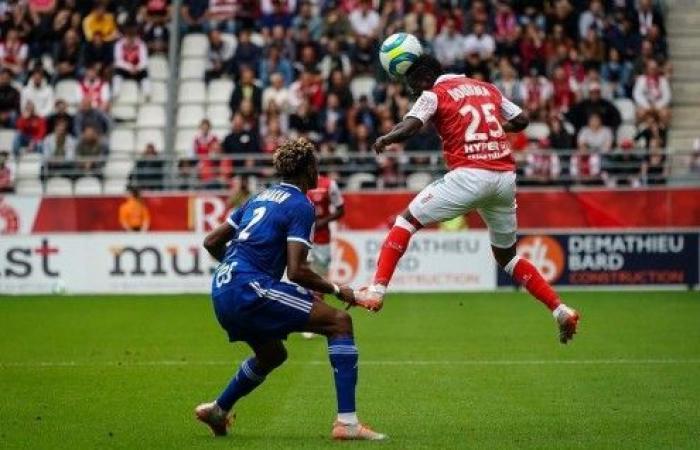 ستاد ريمس يتعادل سلبيا مع ستراسبورغ في الدوري الفرنسي