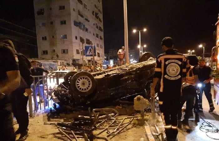 فلسطين | الشرطة: مصرع شاب بحادث سير شمال القدس