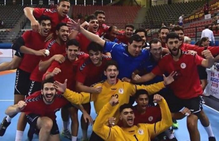 منتخب مصر للناشئين بكرة اليد يتوج بكأس العالم على حساب منتخب ألمانيا