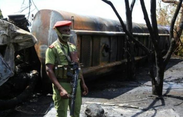 ارتفاع حصيلة ضحايا انفجار صهريج الوقود في تنزانيا إلى 95 قتيلا