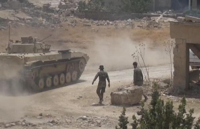 سوريا | ماكرون لبوتين: يجب التقيد بوقف إطلاق النار في إدلب