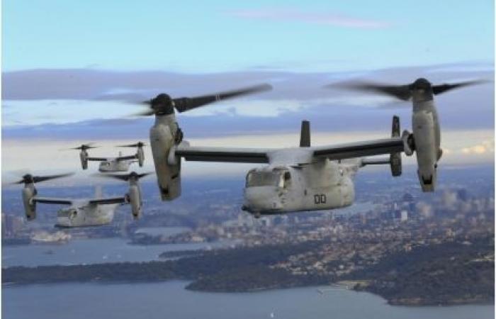 تحذير من تراجع الهيمنة العسكرية الأميركية في المحيط الهادئ