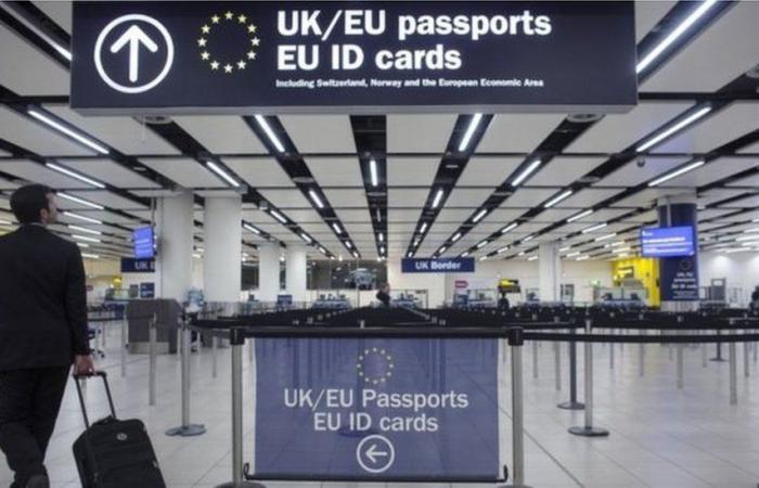 الحكومة البريطانية: لا حرية تنقل أو إقامة للأوروبيين بعد بريكست
