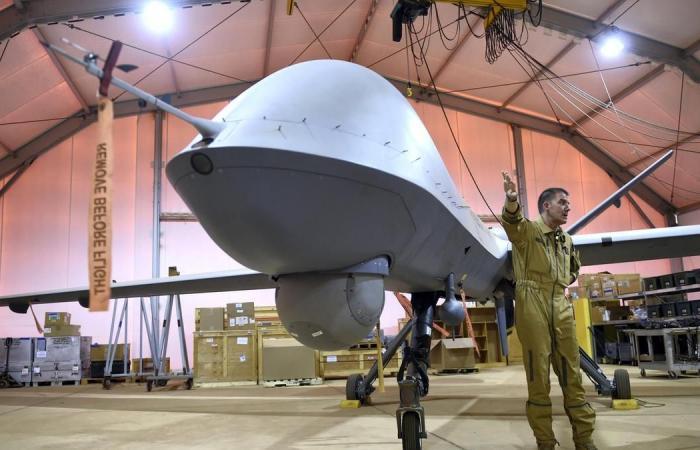 الجيش الأميركي يحقق باسقاط إحدى طائراته المسيرة في اليمن