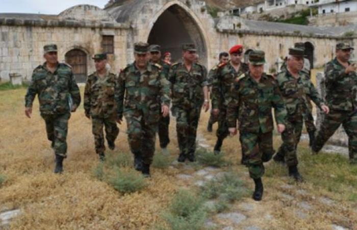 سوريا   ضابط كبير في سوريا يتاجر بالمخدرات ومنصبه مفاجأة!
