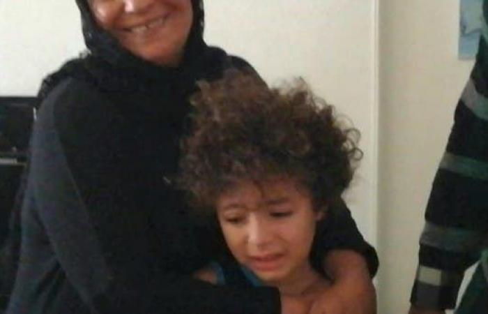 ابن شقيقة أنغام اليتيم يعيش أحداثاً حقيقية أداها بمسلسل