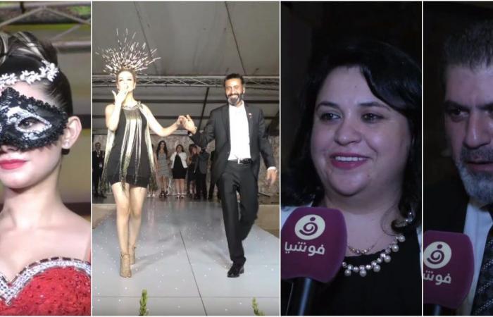 عروض جريئة لمُزيّني لبنان بمهرجان الجمال الدولي في سوريا.. شاهدي!