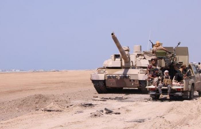 اليمن   بعد السيطرة على عتق.. أمن المدينة بيد الجيش اليمني
