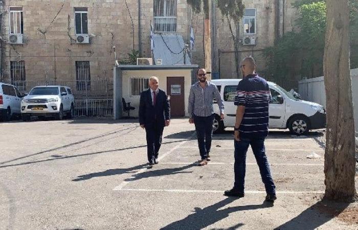 فلسطين | الإفراج عن مدير عام الأوقاف الاسلامية في القدس بعد استدعائه للتحقيق