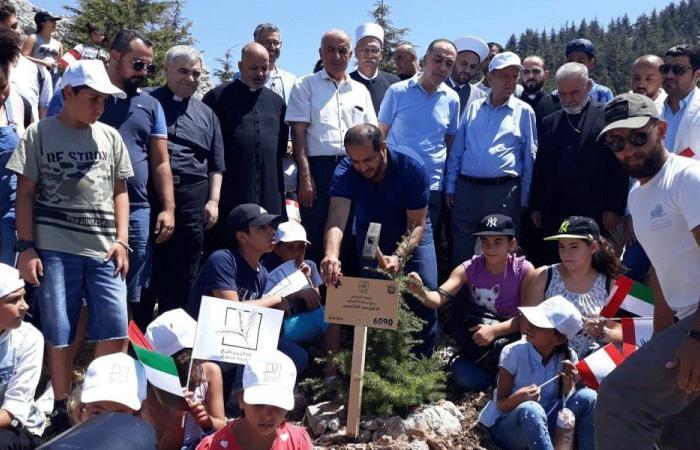 الشامسي: نأمل كل الخير والاستقرار والأمان للبنان