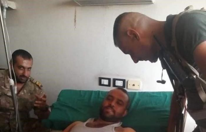 سوريا | بالصور.. الضابط الذي قتل (الساروت) أصيب في إدلب