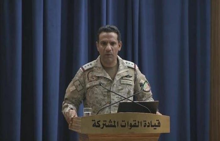 اليمن | التحالف يدمر 6 صواريخ أطلقها الحوثيون باتجاه السعودية