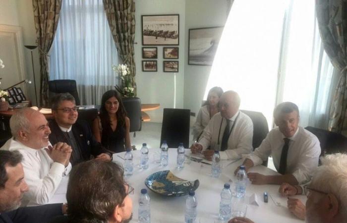 فرنسا: المحادثات مع ظريف إيجابية وستتواصل