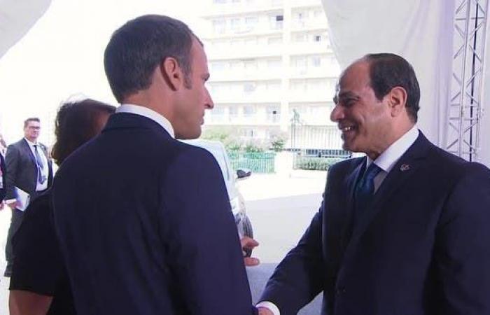 مصر   السيسي يطالب بمواجهة فوضى الميليشيات في ليبيا