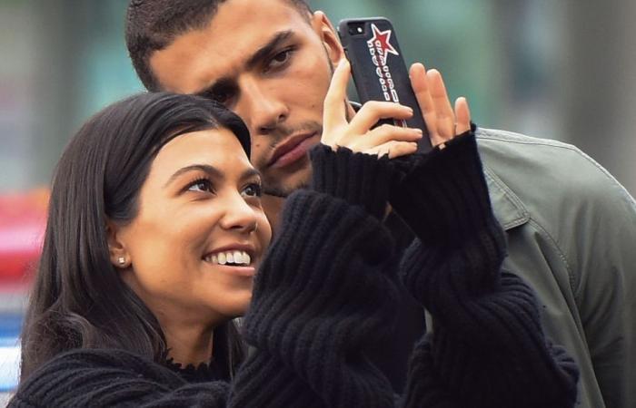 كورتني كارداشيان تفتقد حبيبها التونسي يونس بنجيما.. وهي بحاجة لإرجاعه!