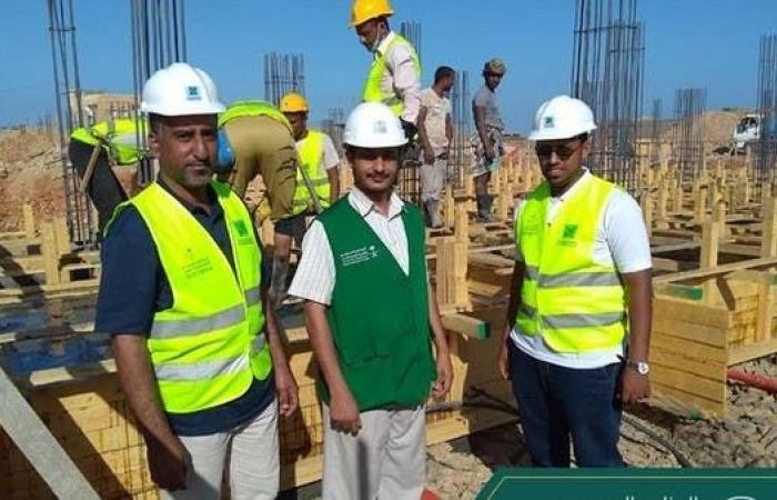الخليح | البرنامج السعودي لتنمية اليمن يبني أكثر من 20 مدرسة