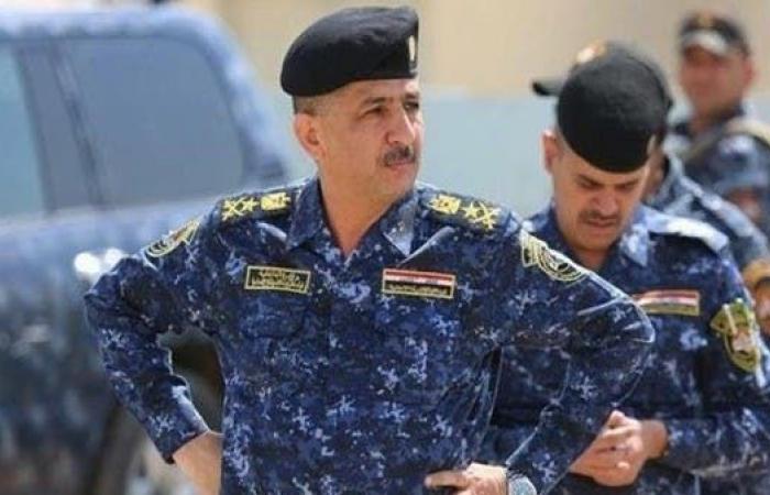 العراق | وزير الداخلية العراقي يقيل قائد الشرطة الاتحادية