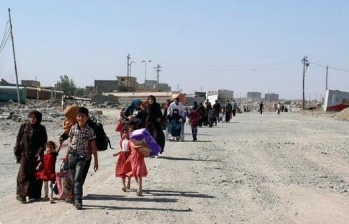 العراق | العراق.. ترحيل مئات النازحين من نينوى إلى مسقط رأسهم