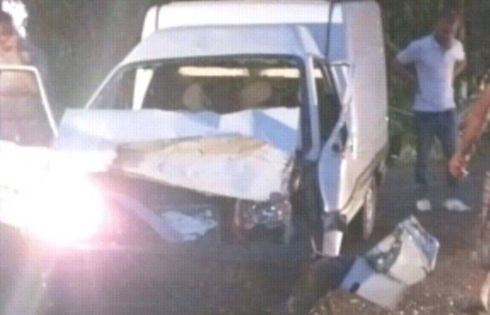 جريحان بحادث سير في تل قندي-عكار
