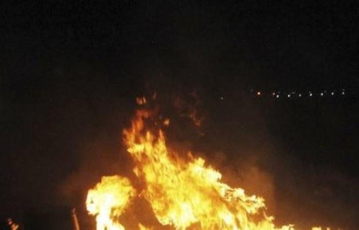 مصر | انفجار قوي في محافظة الجيزة المصرية (فيديو)