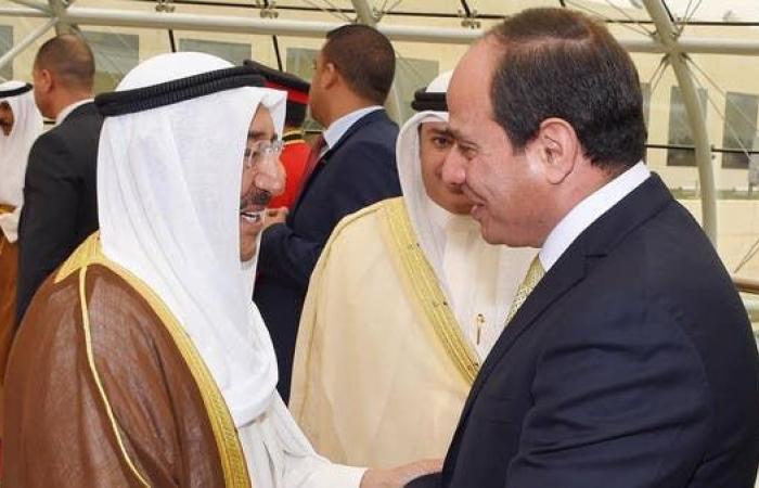 مصر | السيسي إلى الكويت في زيارة رسمية تستمر يومين