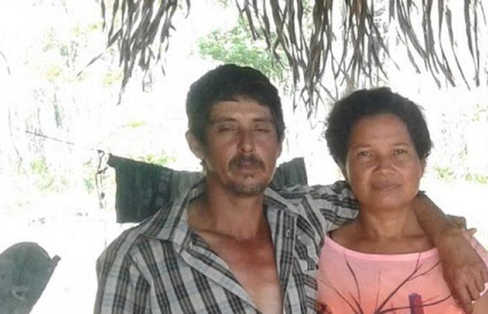 القصة المأساوية لوفاة زوجين وهما يحاولان الهرب من نيران الأمازون