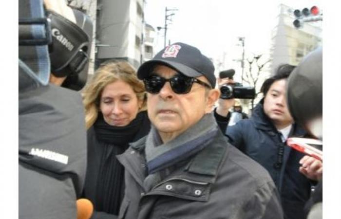 محامي كارلوس غصن يهاجم نيابة طوكيو