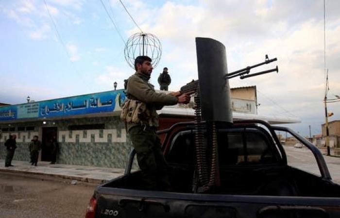 """سوريا   قوات تركية """"تمطر"""" مواقع الأكراد شمال حلب"""